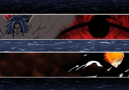 <死神VS火影>创作日记。2011.11.19
